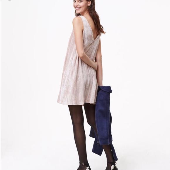 76463e2bee765 LOFT Dresses | Nwt Crushed Velvet Swing Dress | Poshmark